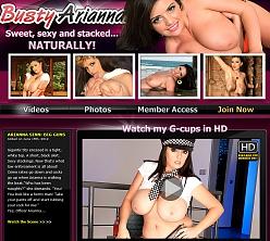 Busty Arianna