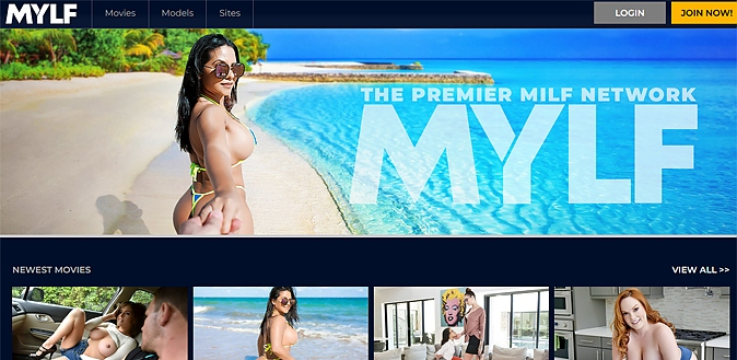 01/08/19 - Welcome in the new year with a brand new, mature themed porn network MYLF