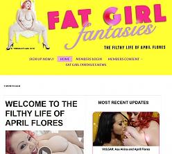 Fat Girl Fantasies