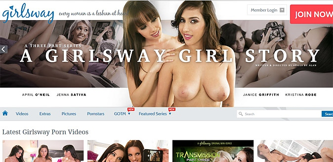 10/26/16 - GirlsWay remains MrPinks top rated lesbian porn network and proves some things should just be done the Girls Way