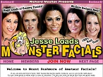 Jesse Loads Monster Facials