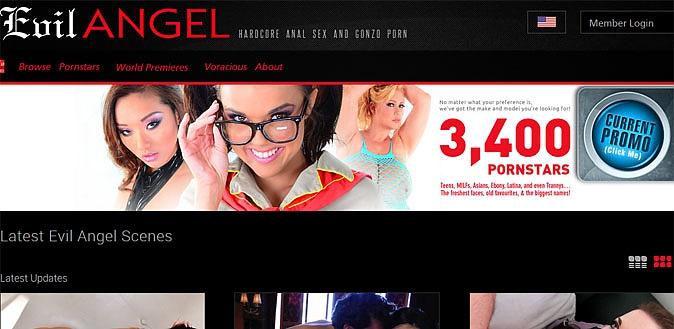 08/14/14 - Evil Angel revamped and reviewed
