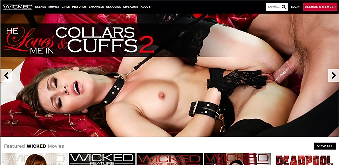 09/10/19 - Things are about to get Wicked over here at Mr Pinks Porn Reviews with our latest review of Wicked.com and their addition of 4K porno classics