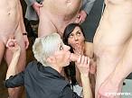 Orgy party at Grandma's