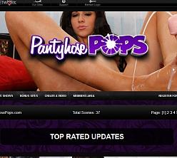 Pantyhose Pops
