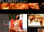 Flashy Babes review screenshot