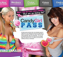 Candy Girl Pass