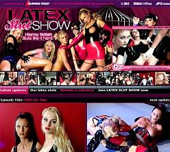 Latex Slut Show