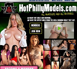 Hot Philly Models
