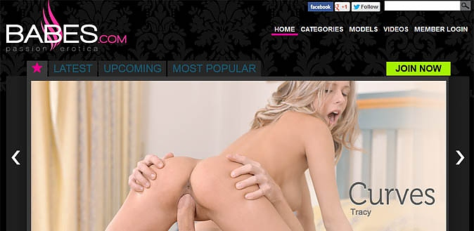 04/10/14 - Glam erotica site Babes.com gets a thorough exam courtesy of MrPinks