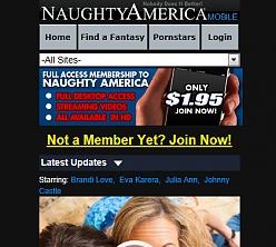 Naughty America Mobile