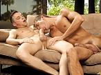 Luke Milan and Rylan Shaw