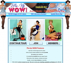 Pin-Up Wow