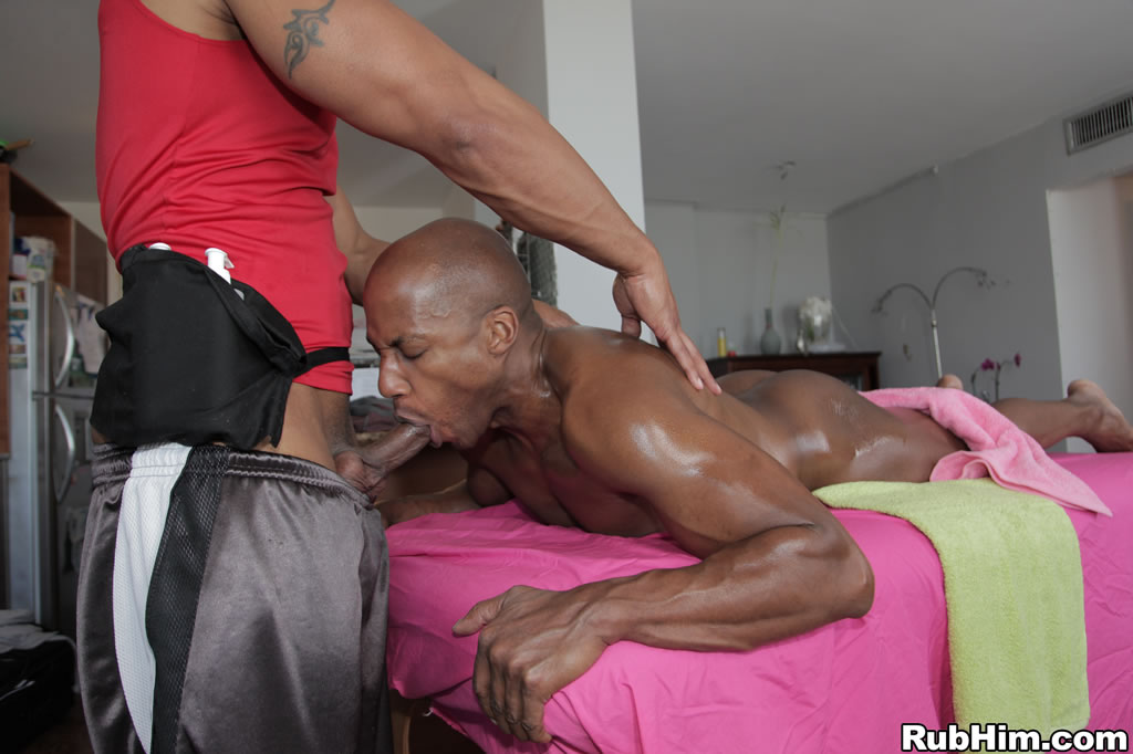 Hot jocks hardcore massage, suck, and fuck