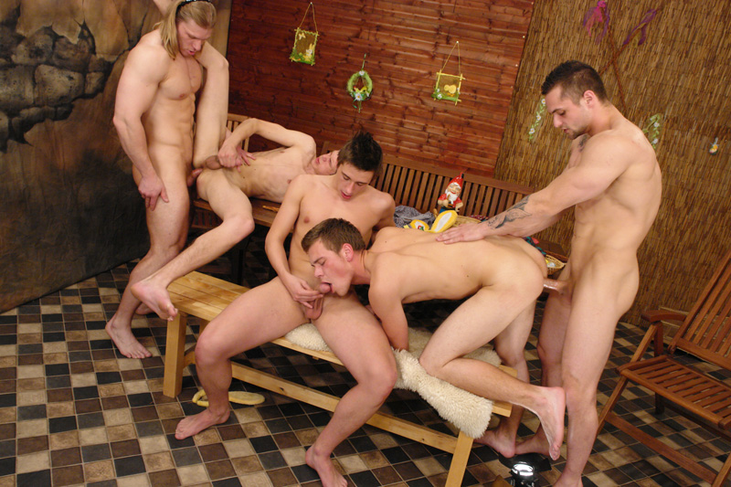 Wank Party 2012 #4, part 2