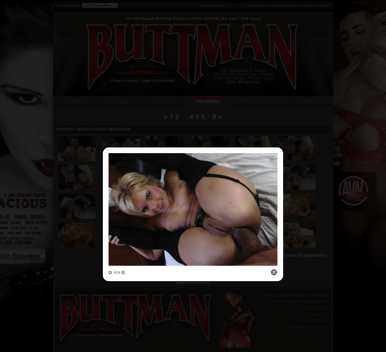 Buttman photos