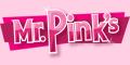 Mr. Pink's banner