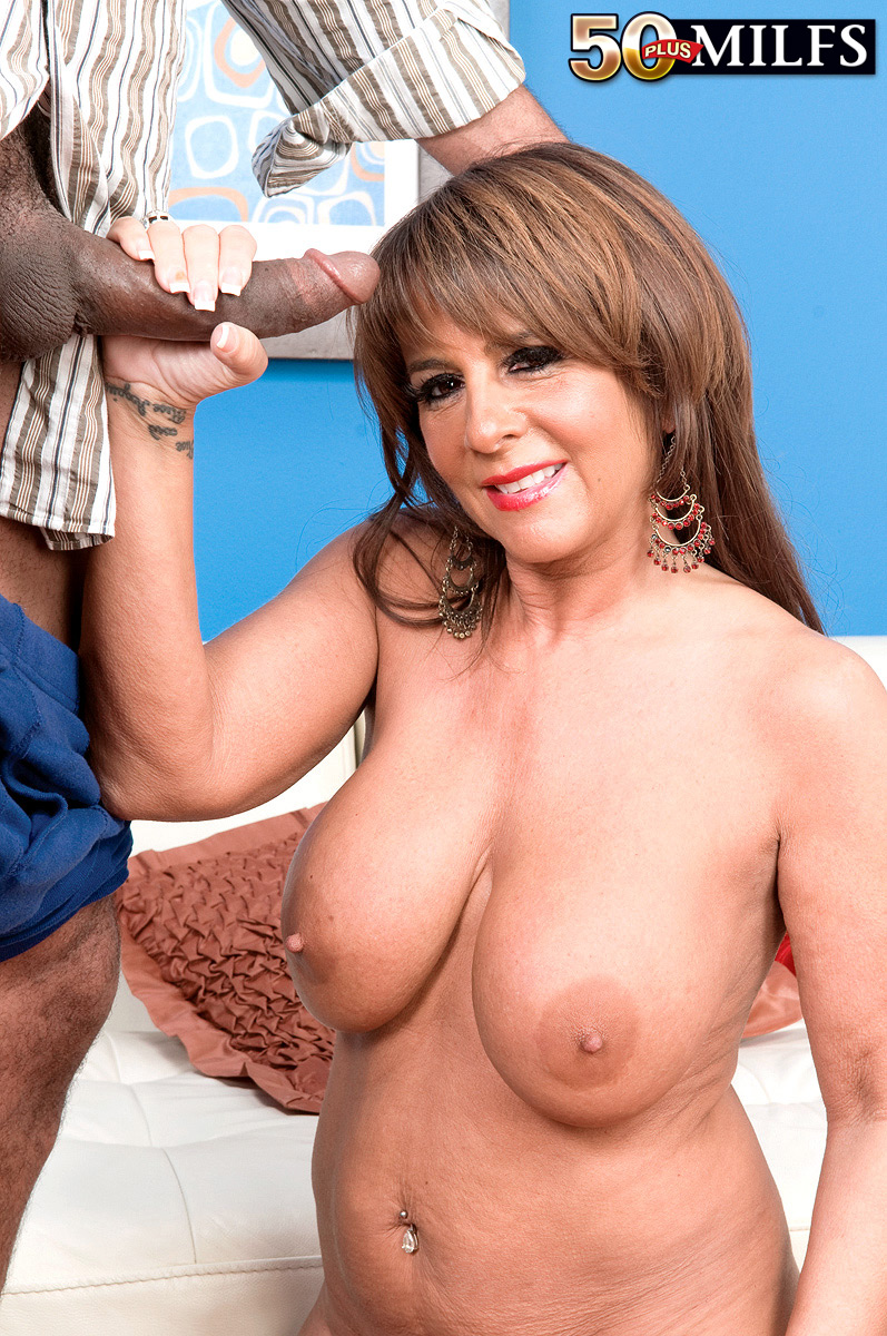 Stacy silver gets both her holes stuffed