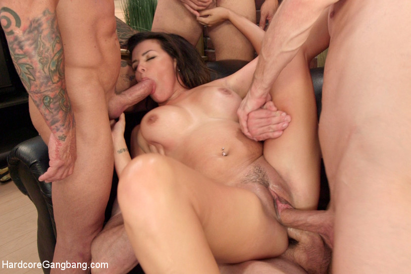 Pounded Fast Hard Rough