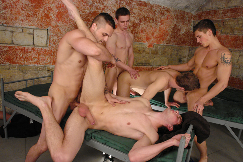 Wank Party 2012 # 5, part 2