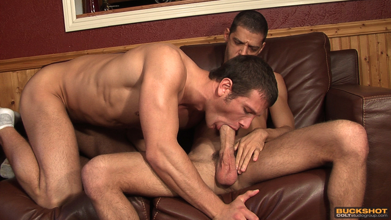 Spencer Fox and Tommy Deluca